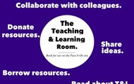 Visit the Teaching and Learning room