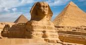 Ancient Egypt c. 3000-1200 BC/BCE