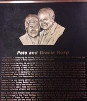 Mr. and Mrs. Hosp