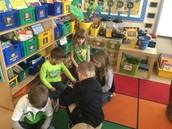 Kindergarten Beach Buddies