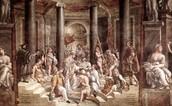 מבנה החברה הרומית