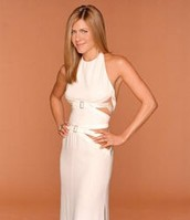 Jennifer Aniston  A.k.a.  Rachel Green