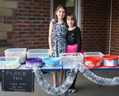 Cake Sale for Flood Victims