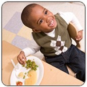 Servings & Nutrition for Children