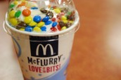 Mcdonalds Mcflurry