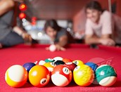 Tonight!!! Sign up for our Pool Tournament and play against each other for a night of fun and games starting at 8pm in the party room!