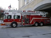 Join us for a Fire Safety/Fire Station Tour at Mt. Lebanon Fire Department on October 16th!