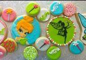 Tink's Pixiedust Cookies