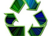 How matter is recycled through the process of composting