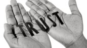 Virtue for the coming week: Trust