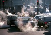 cars air pollutions