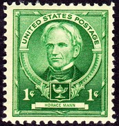 How we remember Horace Mann