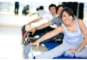 The outcome of Pilates classes is a balanced body which is both strong and flexible.