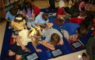 iPads in the classroom.