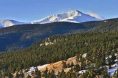 The Arapaho National Forest