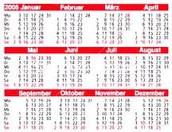 The Roman Calendar