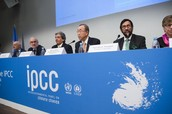 In addition, the Intergovernmental Panel on Climate Change (IPCC) states,