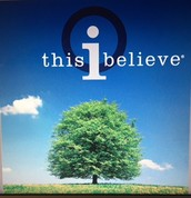 This I Believe...This We Believe