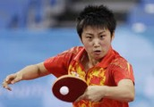 Chinese Olympic Table Tennis Team London 2012