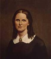 School teacher Harriet Bishop