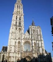 The Antwerp Cathedral
