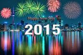 nueva anos  (New Year)