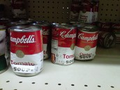 Avoid bulging, dented or leaking cans.