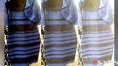 Blue and Black or White and Gold?