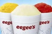 Enjoy Refreshing Eegee's