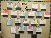 Project on the Wall of Fame by Rayna