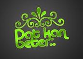 Wat beter kan