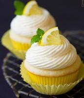Lumiere's Lemon Cake