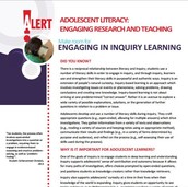 Engaging in Inquiry Learning