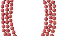 La Coco Rope - Coral Necklace - SOLD