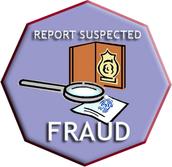 Report Suspected Fraud