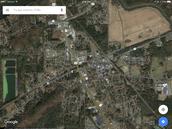 Childersburg from Google Earth