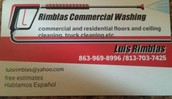 best commercial washing and detail company.