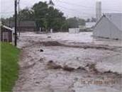 Why do floods happen?