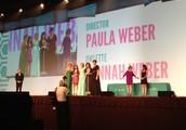 Paula and Hannah Weber
