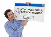 Contamos con servicio técnico a domicilio.