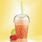 Our shop has the best bubble tea in town