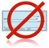 un cheque del desempleo