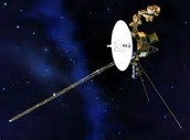 Where the Voyager is
