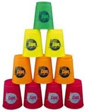 Wednesdays - Cup Stacking Team
