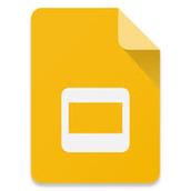 December: Google Slides