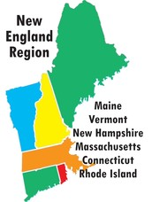New England Region