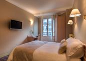 Paris, France hotel