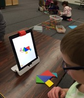 Osmo play at WW