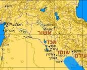 ממלכת שומר חלשה על אזור דרום עיראק המודרנית