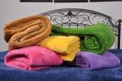 Prima Mink blankets